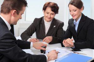 Voorbereiding bezoek notaris